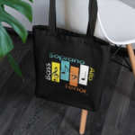 SATB Canvas Tote Bag