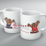 Every Good Bear Dances Funny Mug