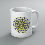Clef Flower Mug
