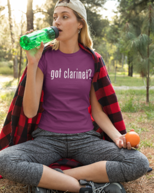 Got Clarinet T-Shirt