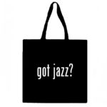 Got Jazz? Canvas Tote Bag