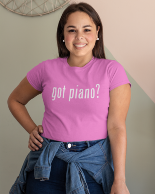 Got Piano T-Shirt