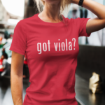 Got Viola T-Shirt