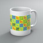 Clef Design Mug