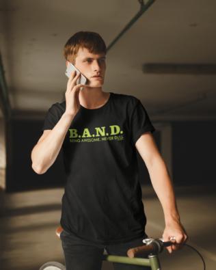 B.A.N.D. T-shirt