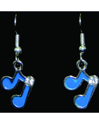 Blue Note Earrings
