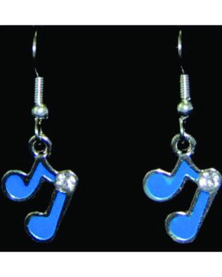 Blue Note Earrings