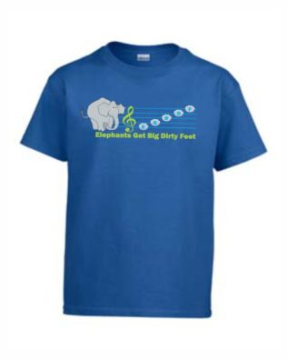 Elephant Youth T-shirt