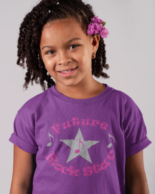 Future Rock Star Youth T-shirt