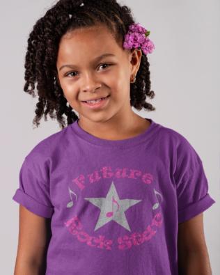 Future Rock Star Youth T-shirt