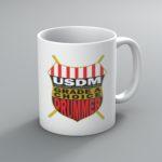 Grade A Choice Drummer Mug