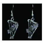 Harp Earrings