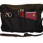 Black Cordura Briefcase