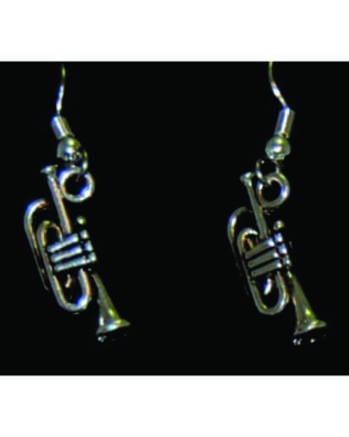 Trumpet Earrings