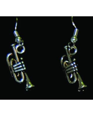 Trumpet Earrings