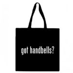 Got Handbells? Canvas Tote Bag