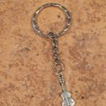 Guitar Key Ring