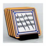 Flutes Coaster Set