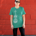 Violin in Words T-Shirt