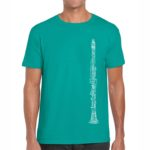 Clarinet in Words T-Shirt