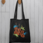Cello Canvas Tote Bag