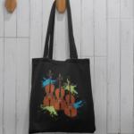 Cello Canvas Tote Bag